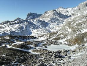 Photo: El camino hacia el Tesorero