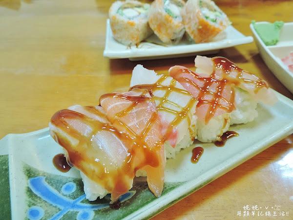 花蓮市區平價日台料理田村壽司 CP值高讓人忍不住想一直點餐