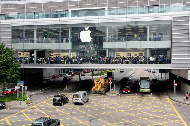 Apple-entromete-protestas-manifestantes-Hong-Kong-Beijing-China-