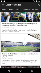 Football News Ireland - náhled
