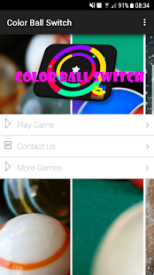 Color Ball Switch : endless FREE Color Switch Game - náhled