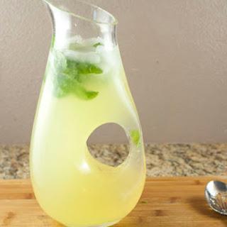 Gin Lemonade.