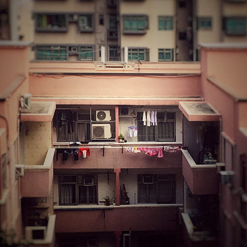 Old, Buildings, Hong Kong, 香港, 舊樓