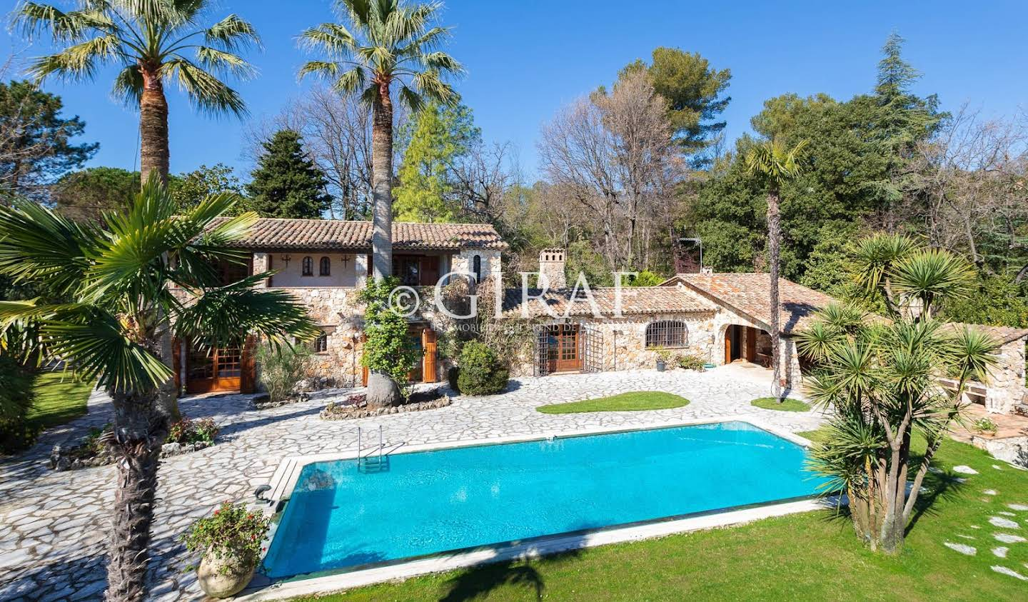 Villa with pool and terrace La Colle-sur-Loup
