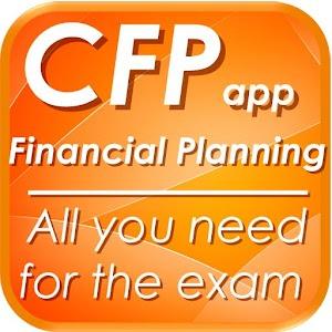 CFP app F. Planner Exam Review
