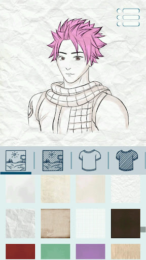Avatar Maker: Guys screenshot 1