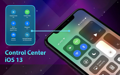 Phone 11 Launcher, OS 13 iLauncher, Control Center