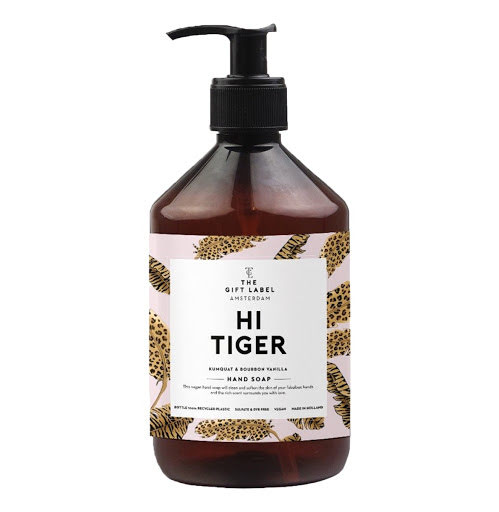 The Gift Label - Handsoap - Hi Tiger