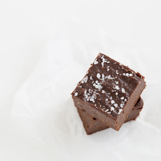 Crazy Delicious Dairy-Free Chocolate Fudge