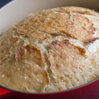 Dutch Oven Bread.