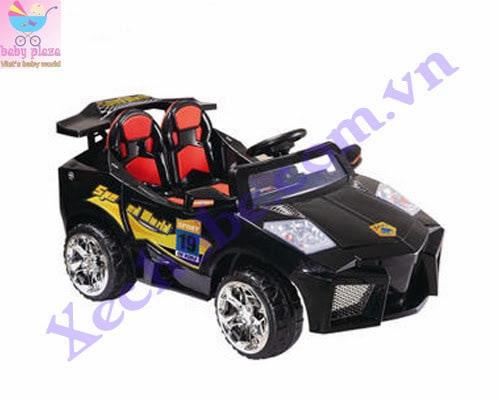 Xe ô tô điện trẻ em XH5018 4