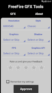 GFX Tool For P-U-B-G (FreeFire Booster) 2 2 + (AdFree) APK for Android