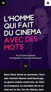 Bande à part - Mag. de cinéma- screenshot thumbnail