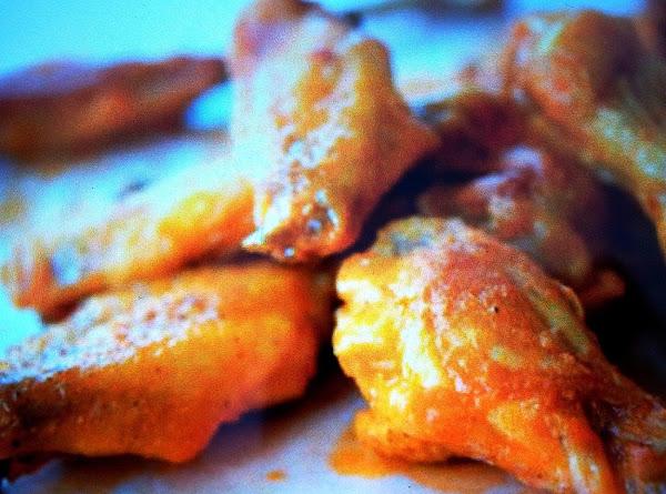 Ed's Buffalo Wings And Sauce! Recipe