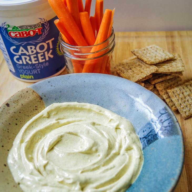Curried Greek Yogurt Dip Recipe