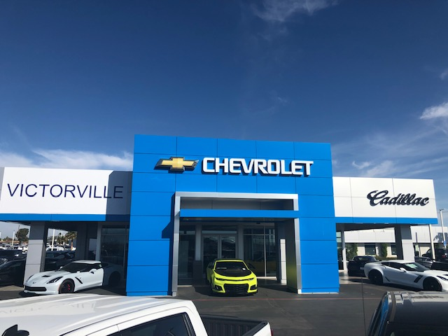 Rancho Motors Victorville >> Victorville Chevrolet Dealer Serving Apple Valley Hesperia Barstow