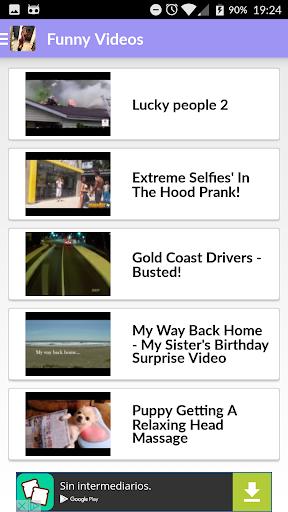 Funny Videos Top 2.2.2 screenshots 5