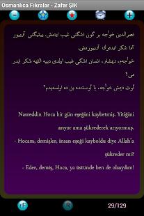 Osmanlıca Fıkralar Nükteler - náhled