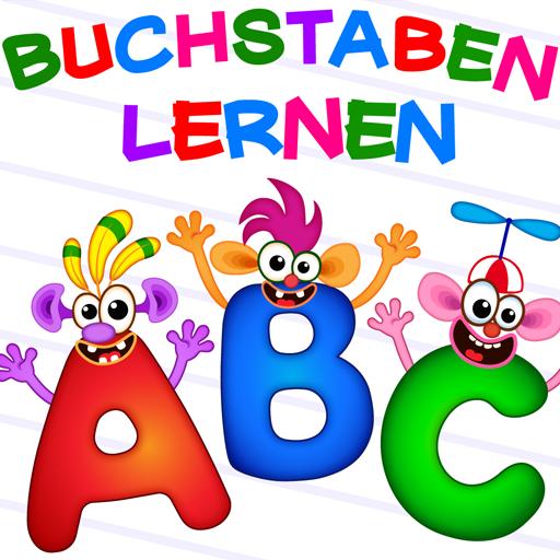 ABC Spiele! Buchstaben lernen! Kinderspiele ab 3