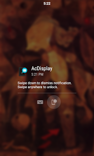 AcDisplay Screenshot