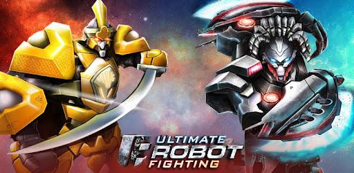Resultado de imagem para Ultimate Robot Fighting