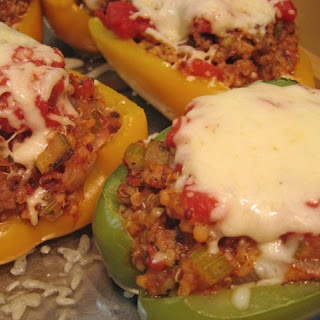 Ground Beef Stuffed Hot Peppers Recipes