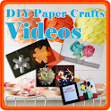 DIY Paper Crafts Videos icon