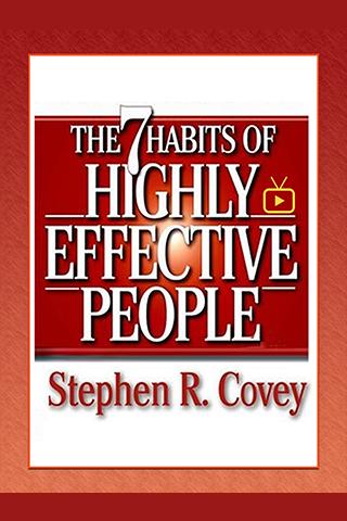 7 Habits... w Audio Video
