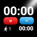 Stopwatch & Lap Timer,  Advanced Sport Chronograph icon