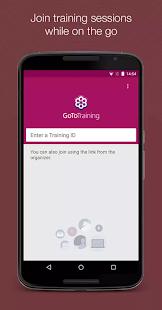 GoToTraining - náhled