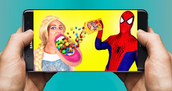 Superhero & Princess Kids Toys - náhled