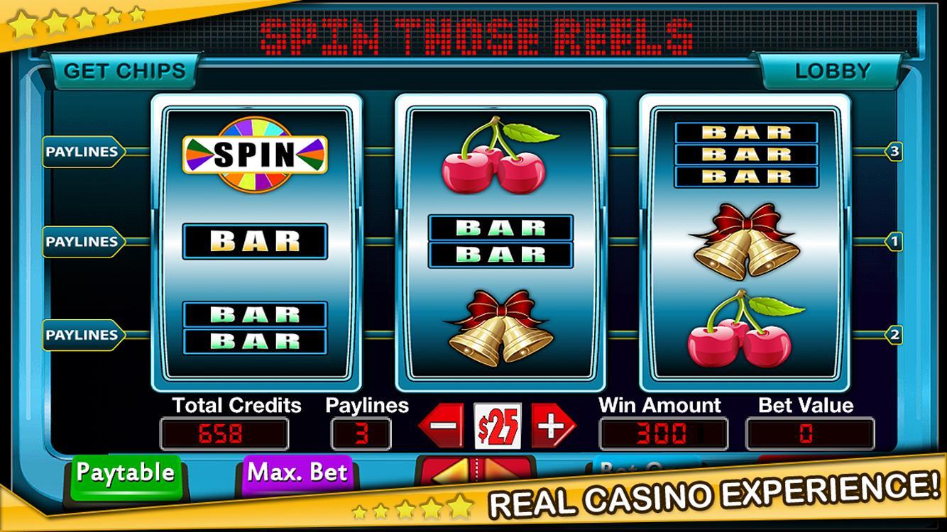 slot games classic