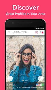 muzmatch - Muslim Marriage screenshot 0