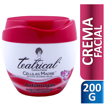 Crema Facial Teatrical