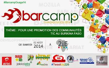 Photo: Barcamp Ouagadougou 2014