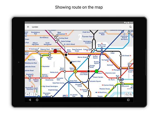 London Underground Free screenshot 12