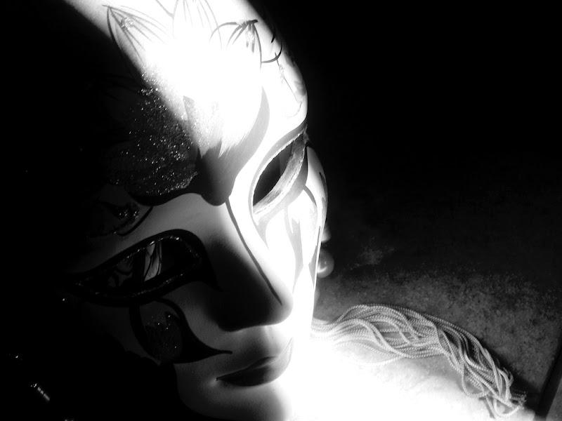 Riflessioni di una maschera di Migliu