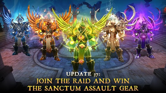 Dungeon Hunter 5 – Action RPG App Download For Android and iPhone 2
