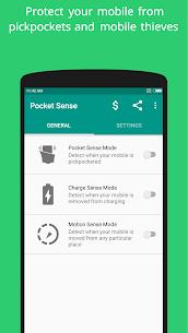 Pocket Sense – Anti-Theft Alarm 1