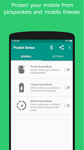 Pocket Sense- screenshot thumbnail