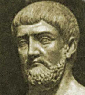 Греческий полководец Алкивиад