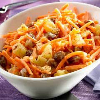 Tropical Pineapple-Carrot Salad Recipe