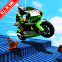Mega Ramp Challenge - Cars And Bike Edition icon