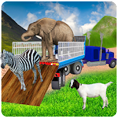 Jurassic Animal Zoo Transport