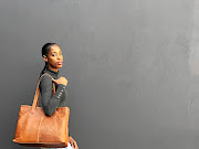 Thobekile Mkhize manufactures  handbags and purses through her own label.