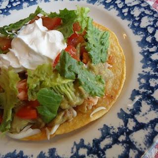 Crock Pot Chicken Tacos Recipe