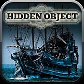 Hidden Object Mysterious Ship