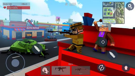 Rules Of Battle: 2020 Online FPS Shooter Gun Games  screenshots 5