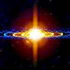 3D Stars Journey - Universe Music Visualizer icon