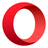 Opera with free VPN APK Icon